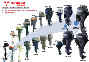 TOHATSU HISTORY 2